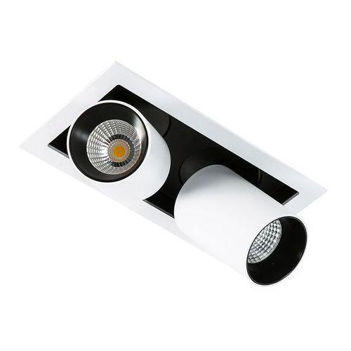 ITALUX LAMPA STROPOWA MERCANTA GL7117-2/12W 3000K WH+BL