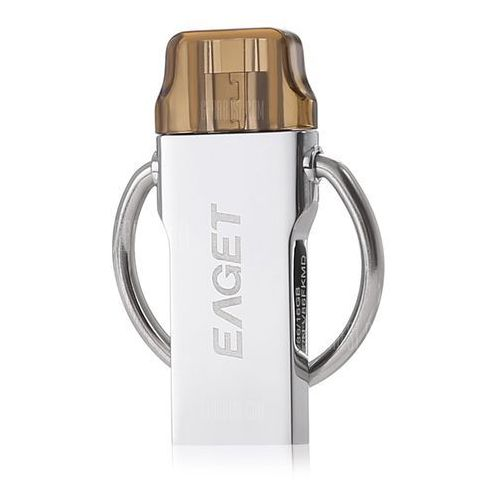 EAGET V86 USB 3.0 Flash Drive 32GB with OTG Function