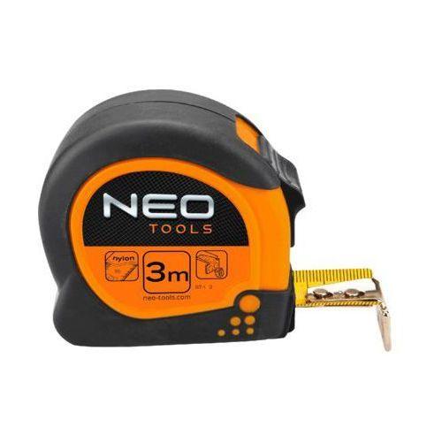 Neo Miara zwijana 67-113 stalowa z magnesem 19 mm (3 m)