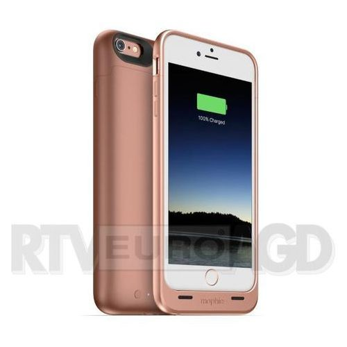 Mophie  juice pack iphone 6 plus/6s plus (rose gold)