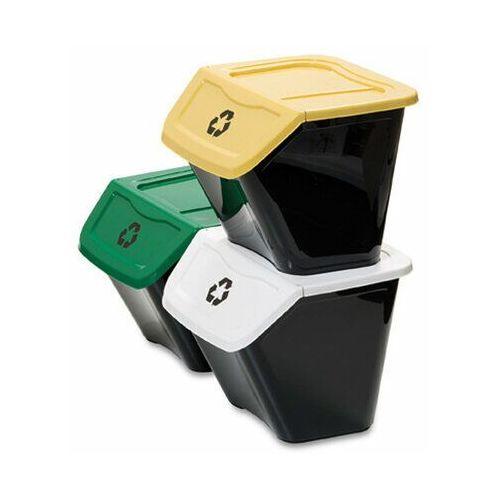 Zestaw koszy na śmieci ECO 3 x 30 l MULTIM