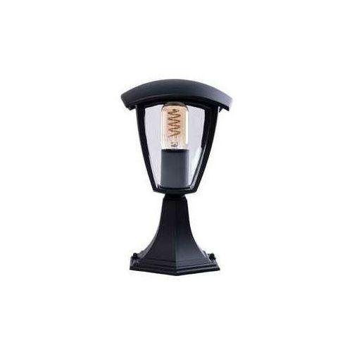 fox eko3551 lampa stojąca ogrodowa 1x40w e27, czarna marki Milagro