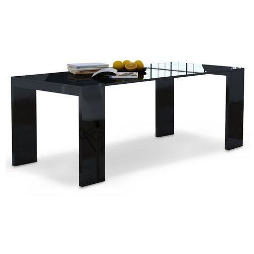 Rozkładany stół i biurko 2w1 lille w wysokim połysku marki Pegie prestige