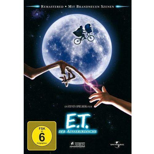 E.t [dvd] - wydanie zachodnie marki Universal studio