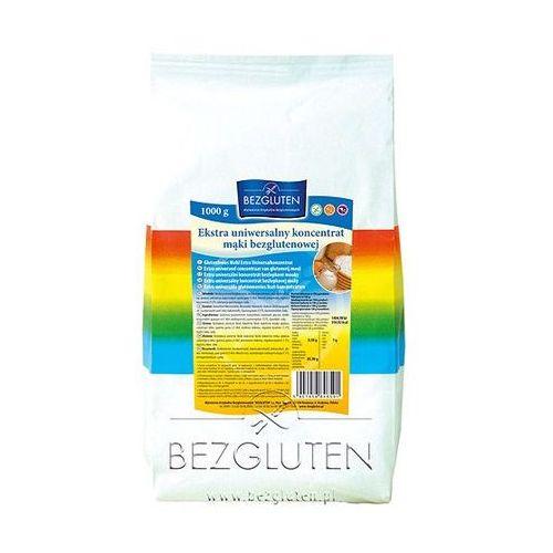 Extra Uniwersalny Koncentrat Mąki Bezglutenowej 1000g - Bezgluten (mąka)