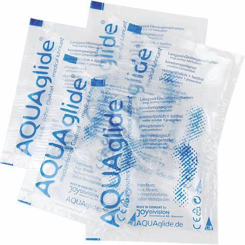 Joydivision Żel poślizgowy lubrykant aqua glide 3 ml (4028403117299)