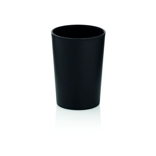 Kela - marta - kubek łazienkowy, czarny (4025457242014)