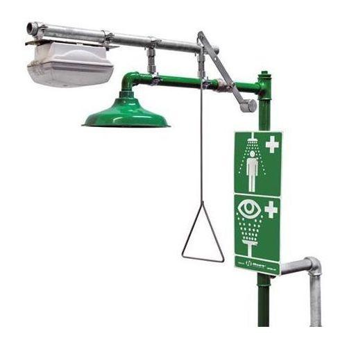 Lampa oświetleniowa (natrysk zasilanie poziome, urządz.łączone)