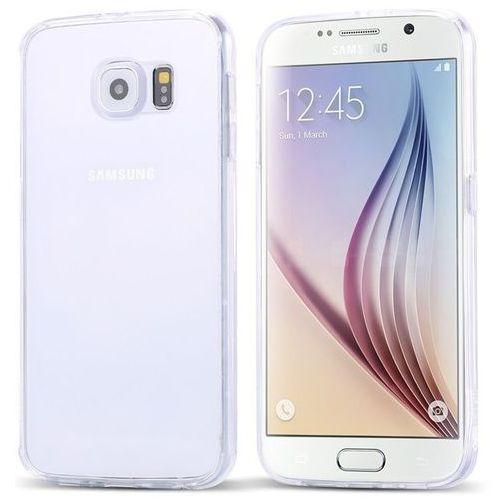 Obudowa Ultra Slim Samsung Galaxy S6 Edge Przezroczysta