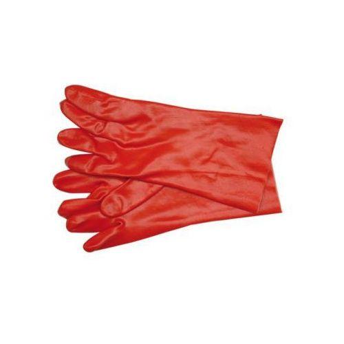 Vorel Rękawice robocze 74151 czerwony (rozmiar 9) (5906083741517)