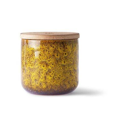 Hkliving ceramiczna świeca zapachowa: koktajle na manhattanie aka3354 (8718921035668)