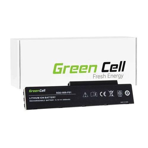 Bateria Green Cell Bateria akumulator do laptopa Fujitsu-Siemens Li3710, Li3910, Pi3560, Pi3660, SQU-809-F01, 11.1V (FS12) Darmowy odbiór w 21 miastach! (5902701414566)