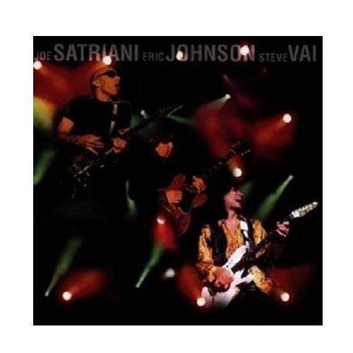 Sony music Satriani, joe, eric johnson, s - g3 - live in concert