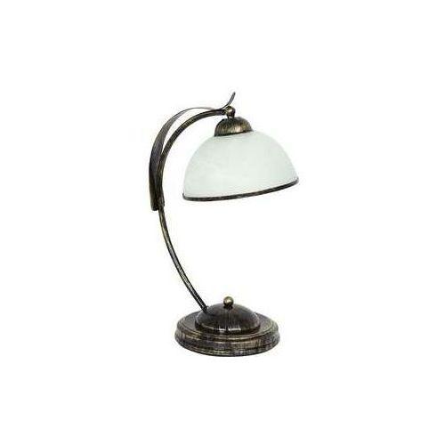 Luminex Lampa stołowa korfu 1xe27/60w/230v