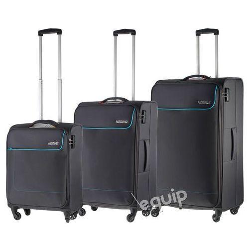 Zestaw walizek American Tourister Funshine - sparkling graphite z kategorii Torby i walizki