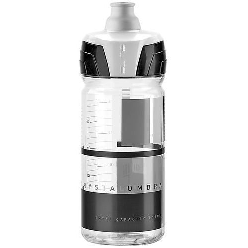 Elite Crystal Ombra Fume' Bidon 0.5 l, transparent/grey 2019 Bidony (8020775027677)