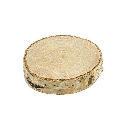 Drewniane wizytówki na stół - 6 szt. marki Party deco