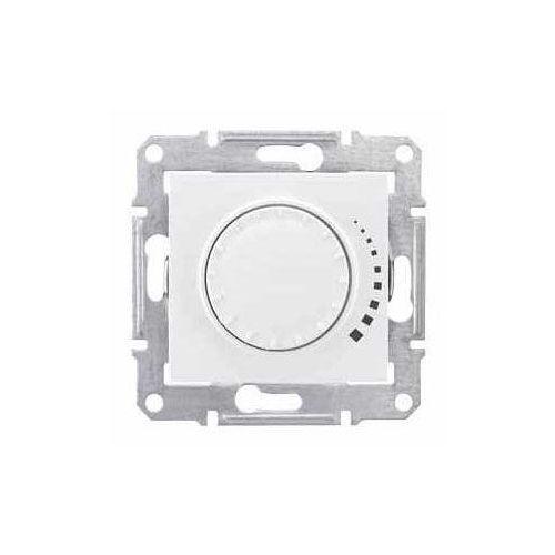 Schneider electric Ściemniacz obrotowy schneider sedna sdn2200421 rl 60-500va biały