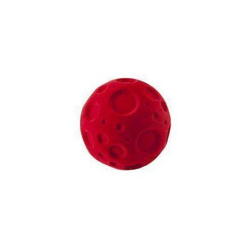 Piłka kratery czerwona