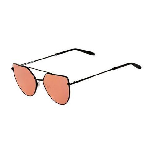Okulary Słoneczne Spektre Off Shore Doppio OSD03BFT/Matte Black (Rose Gold Mirror)