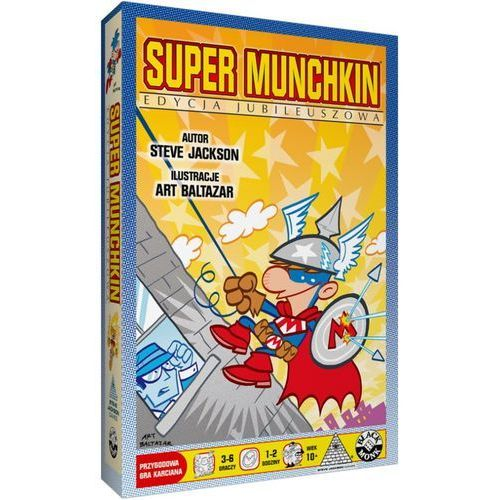 Super munchkin - marki Black monk