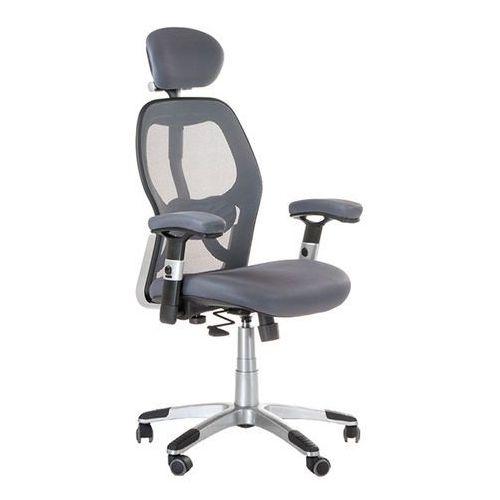 Beauty system Fotel ergonomiczny corpocomfort bx-4144 szary