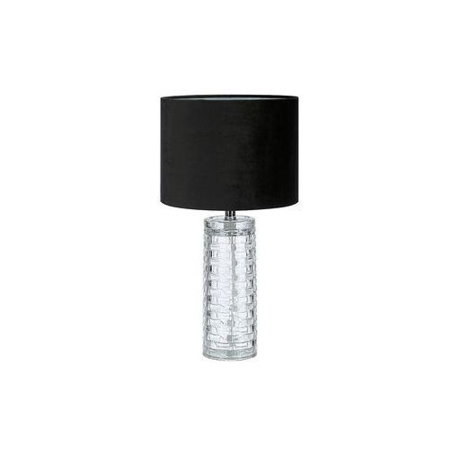 Stojąca LAMPA stołowa MADAME 107190 Markslojd abażurowa LAMPKA nocna czarna