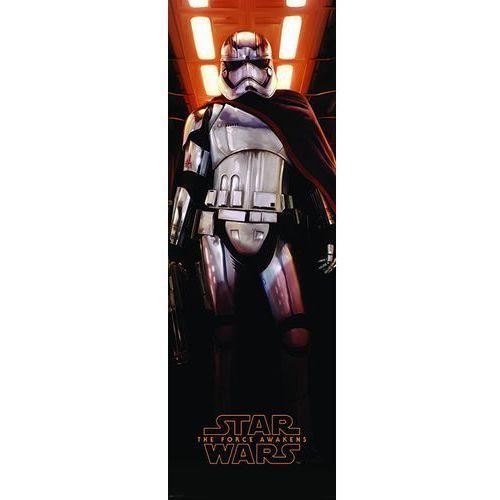 Gf Star wars gwiezdne wojny przebudzenie mocy kapitan phasma - plakat