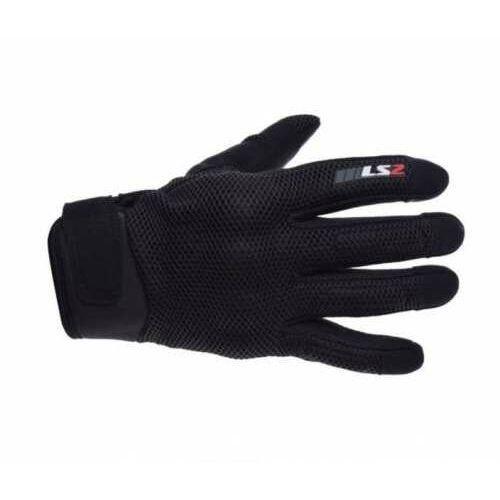 Rękawice motocyklowe męskie rękawice ray man black - męskie marki Ls2