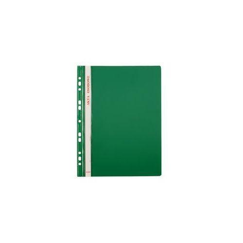 Skoroszyt do akt osobowych zawieszany A4 PVC zielony Biurfol