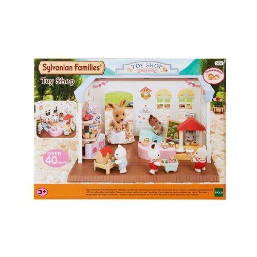 ® lokale - sklep z zabawkami: przygody marki Sylvanian families