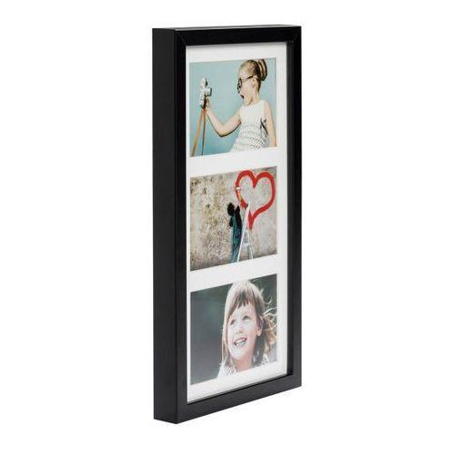 Galeria na zdjęcia Simple 3 x (10 x 15 cm) czarna