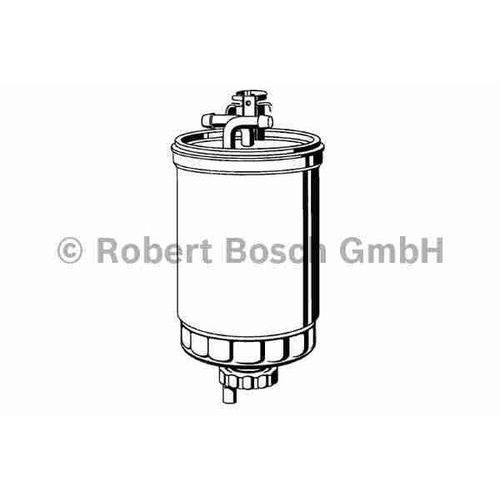 Filtr paliwa BOSCH 0 450 906 334 / PP839/6