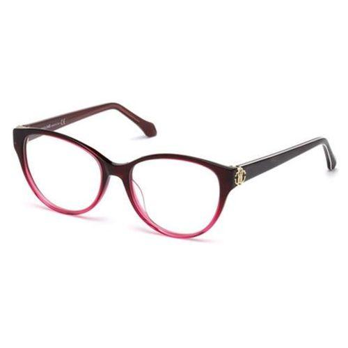 Okulary korekcyjne  rc 5014 bagnone 068 marki Roberto cavalli