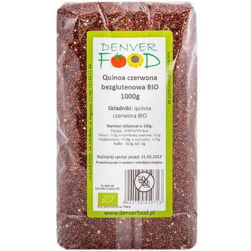 Soczewica czerwona bezglutenowa bio 1 kg marki Denver food