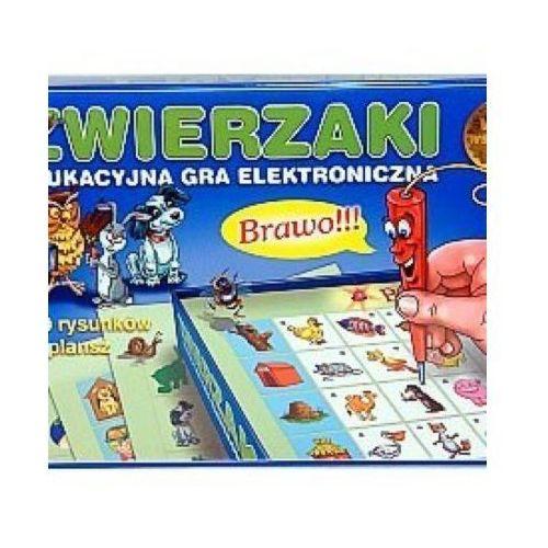 gra zwierzaki elektroniczna marki Jawa