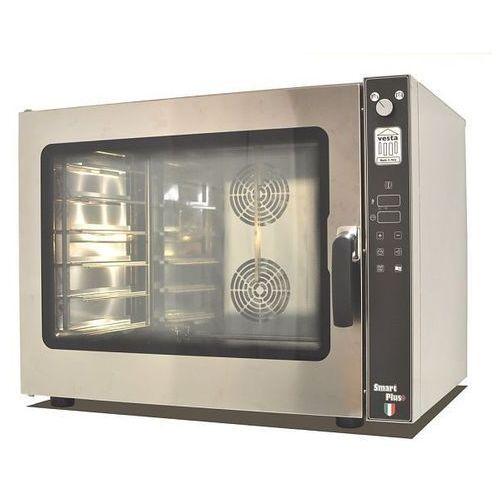 Piec piekarniczo-cukierniczy smart line+ | 6 x 600x400 marki Soda pluss