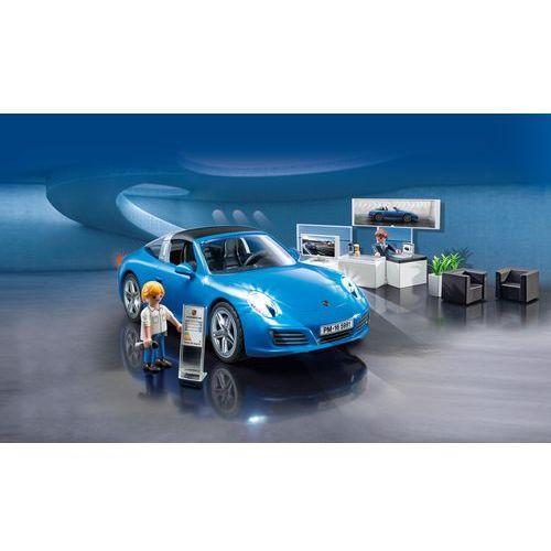 Playmobil SPORTS & ACTION Porsche 911 targa 4s 5991 rabat 5%