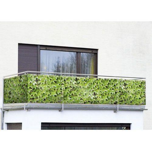 Osłona balkonowa z motywem dzikiego wina - 500 x 85 cm, WENKO