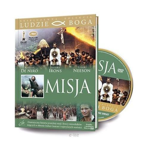 Praca zbiorowa Misja + film dvd