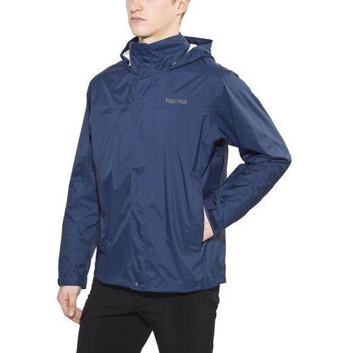 precip kurtka mężczyźni niebieski xxl kurtki przeciwdeszczowe marki Marmot