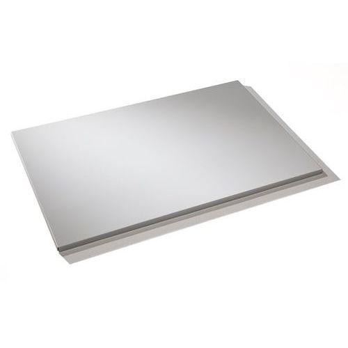 Dodatkowa półka, nośność 80 kg, szer. 1200 mm, ocynkowane. ocynkowane, nośność 8 marki Mba-system