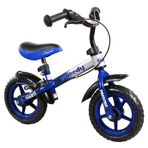 Rowerek biegowy speedy m /niebiesko - srebrny/ marki Arti