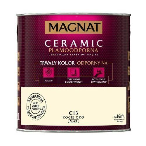 Farba magnat ceramic kocie oko 2,5 l marki Śnieżka