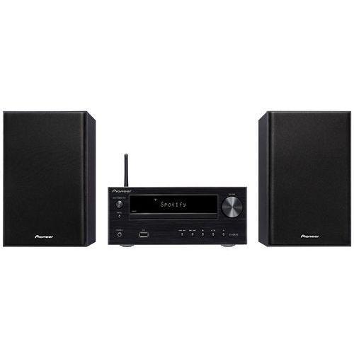 Wieża PIONEER X-HM36D-B Czarny + Słuchawki dokanałowe PIONEER SE-CL502K gratis! + DARMOWY TRANSPORT!