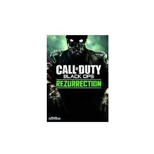Kod aktywacyjny Gra MAC Call of Duty: Black Ops Rezurrection