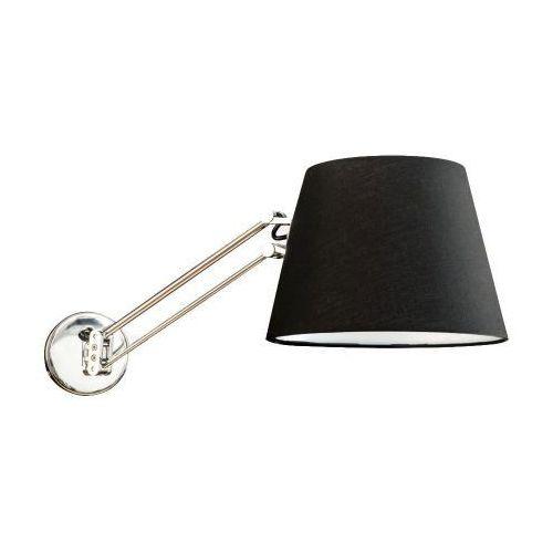 Pesso Parete Nero Kinkiet Orlicki Design 19cm czarny
