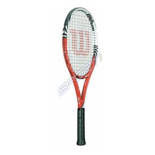 Rakieta tenis ziemny Wilson Six.One Lite BLX2 71100 (2010000369869)