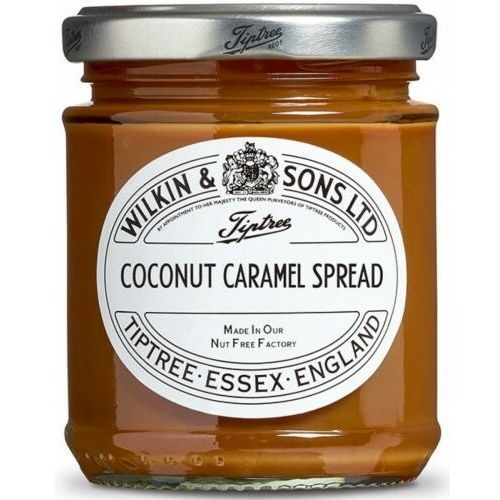 Przetwory coconut caramel spread 210g marki Wilkin & sons