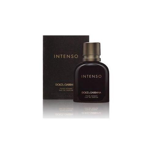 Dolce & Gabbana Pour Homme Intenso Woda perfumowana 125 ml Unbox (woda perfumowana męska)
